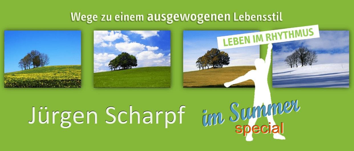 JÜRGEN SCHARPF im Summer-special Interview